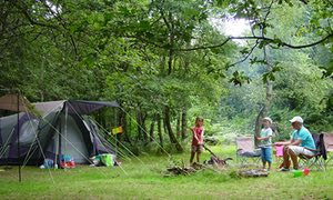 La Jaurie, France. Cool Camping, France.