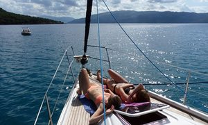 Learn to sail in the Ionian, Greece. activityholidaysgreece.com