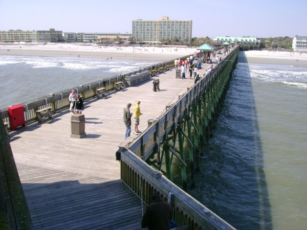 Folly Beach, South Carolin