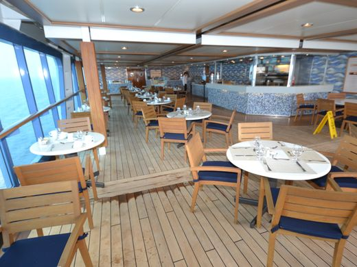 The Allure Of An Oceania Cruises Ship