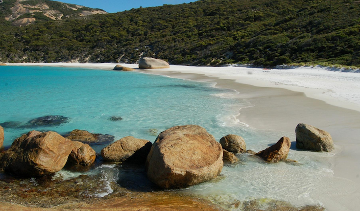 Little Beach Two Peoples Bay Nature Reserve, Western Australia