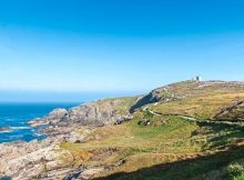 Malin Head on Inishowen Peninsula is the island of Irelands northernmost point